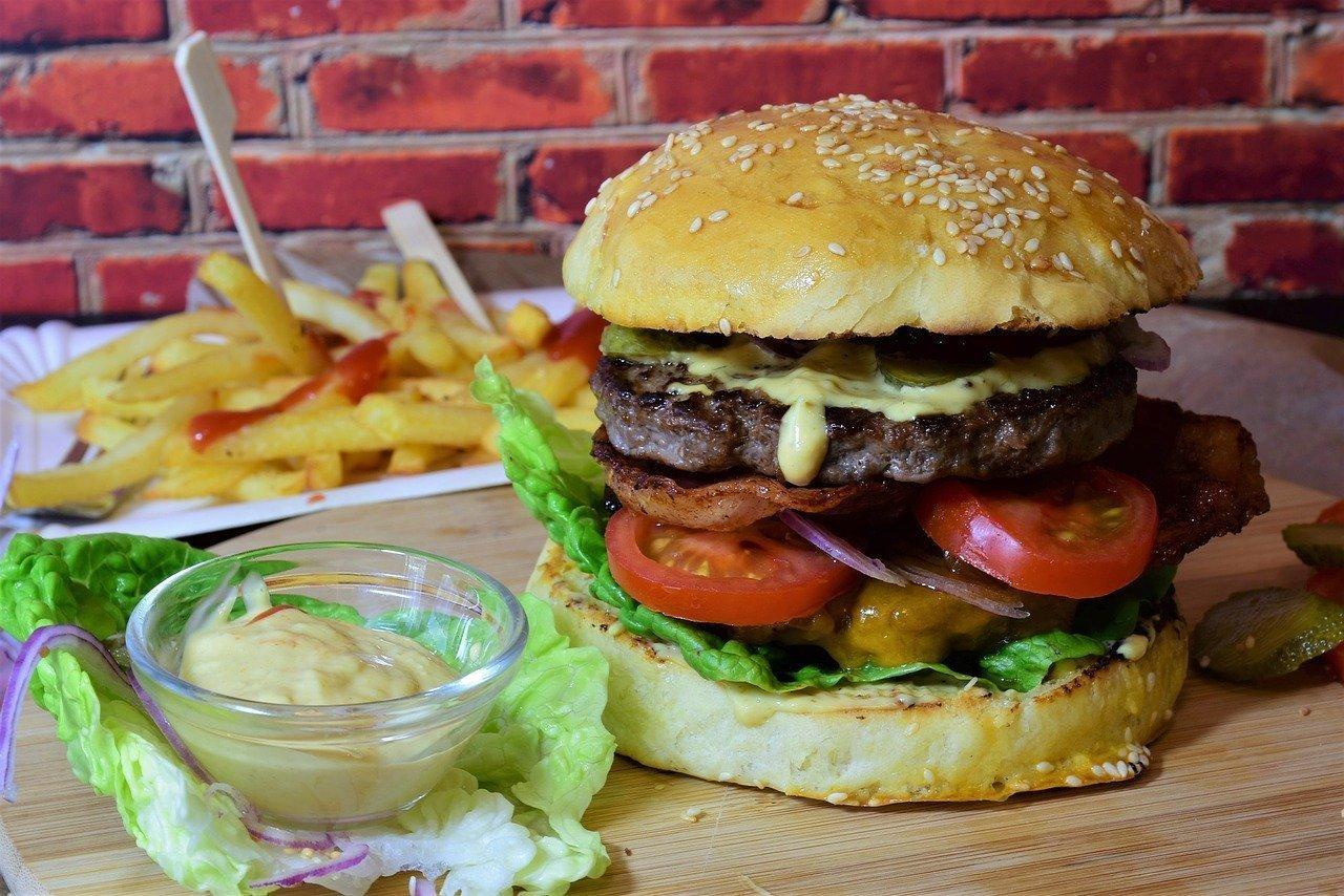 USA, America, Australia, Fast Food