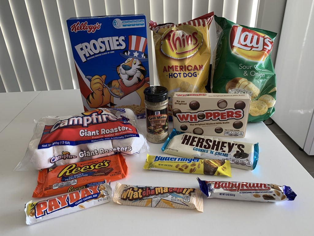 Where to buy American Food In Australia