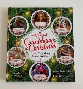 Hallmark Countdown to Christmas Book